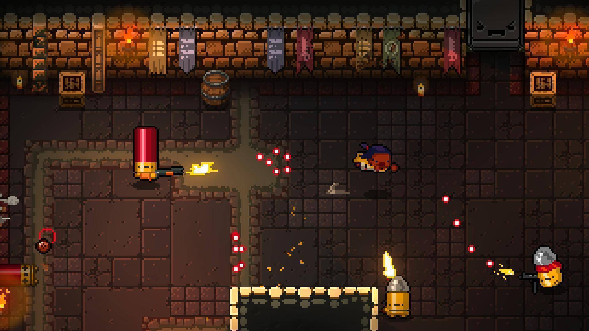 Titel des Artikels überEnter the Gungeon