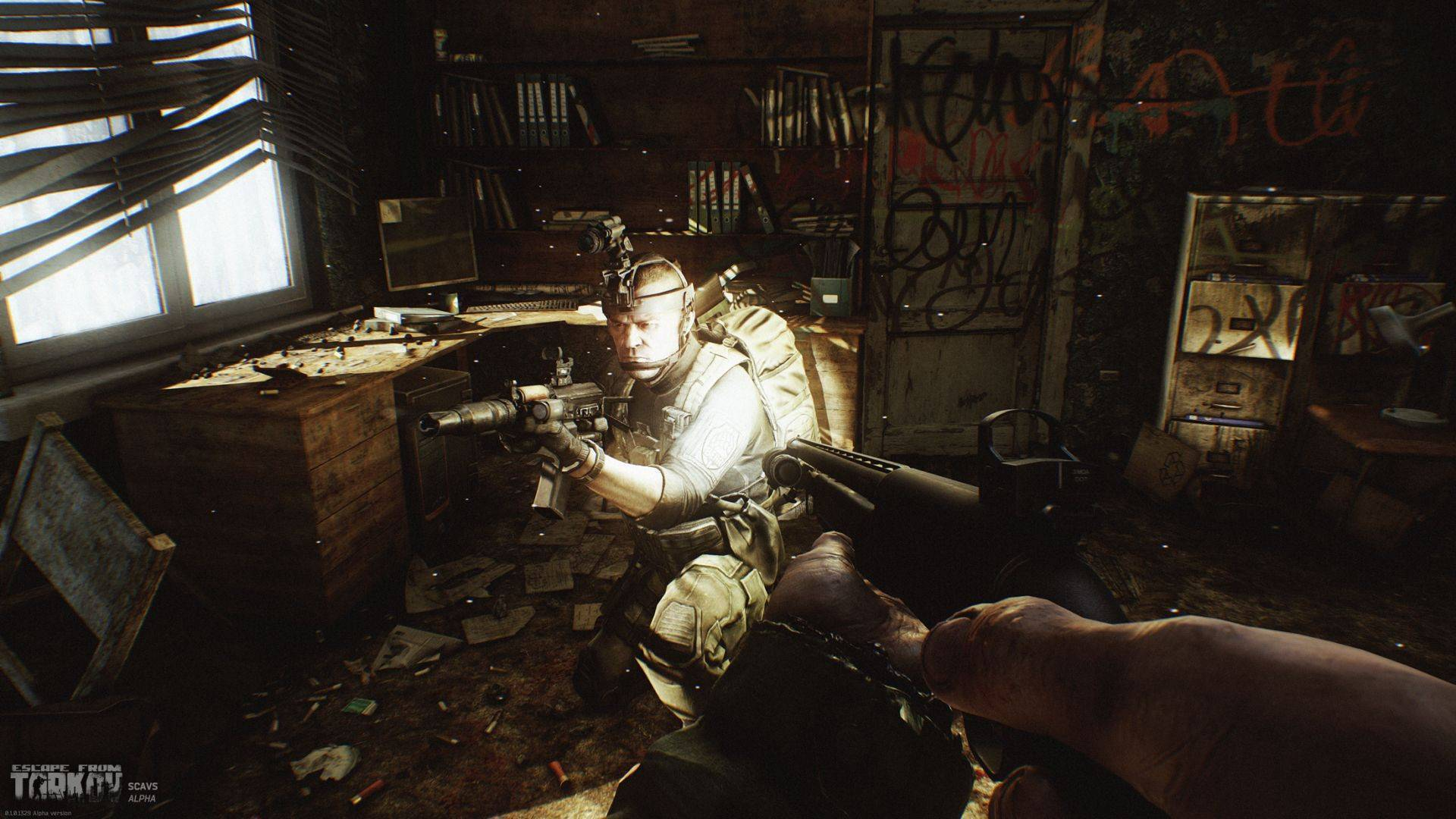 Article title about Escape from Tarkov