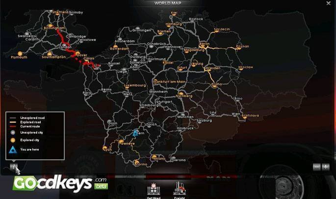 Watch Euro Truck Simulator 2 cd key trailer