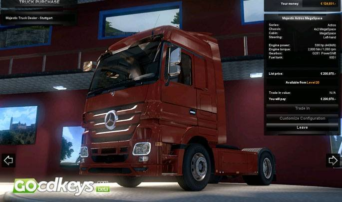 Buy Euro Truck Simulator 2 pc cd key for Steam - compare prices