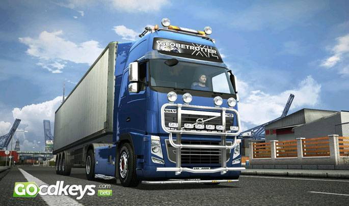 Article title about Euro Truck Simulator 2