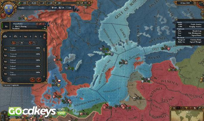 Article title about Europa Universalis 4