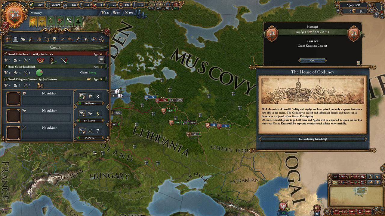 Europa Universalis IV Rights of Man DLC