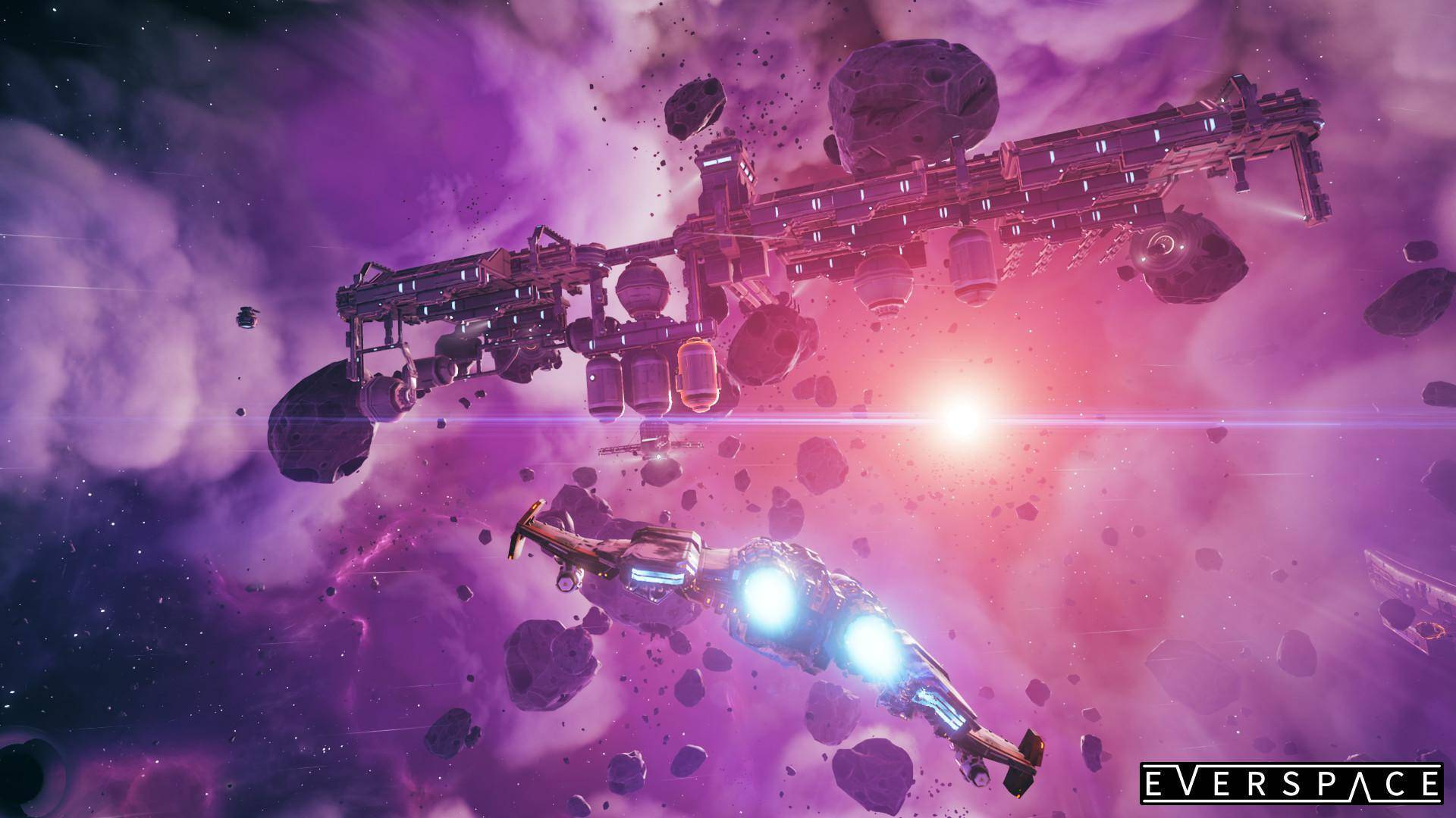 Article title about EVERSPACE
