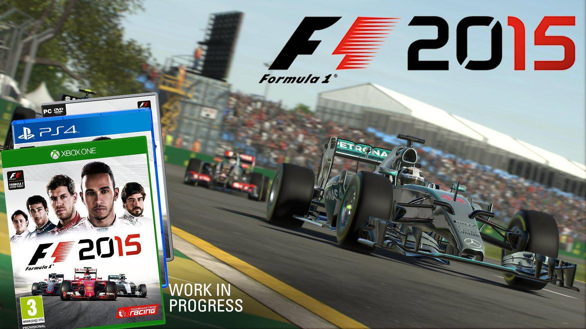 Article title about F1 2015