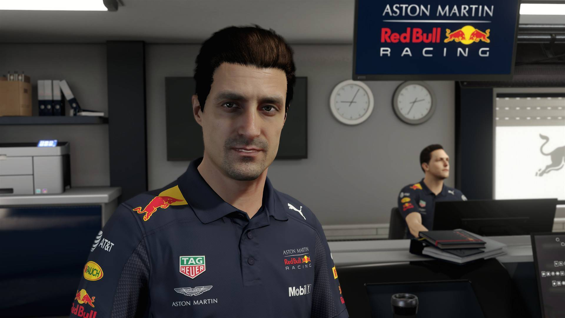 Article title about F1 2018
