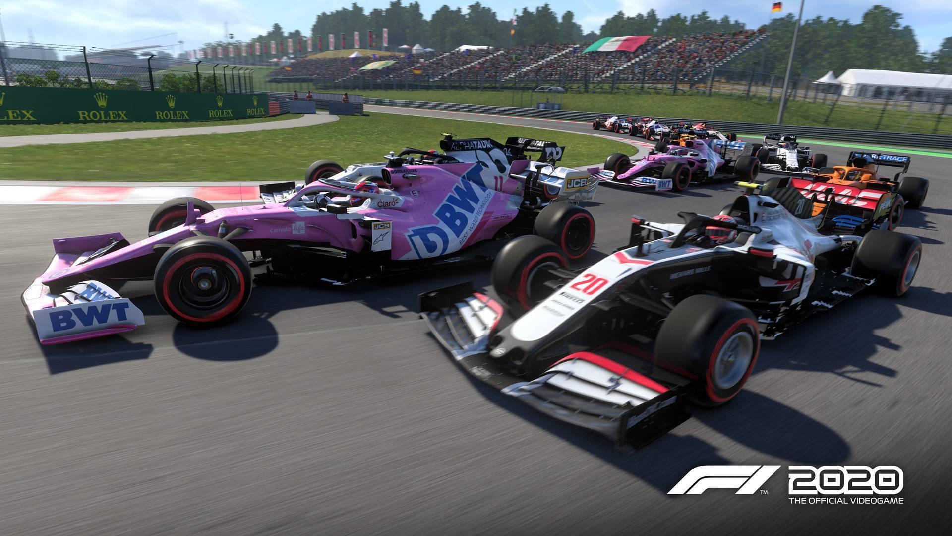 Comprar F1 2020 PS4 - Precio desde 9,99€