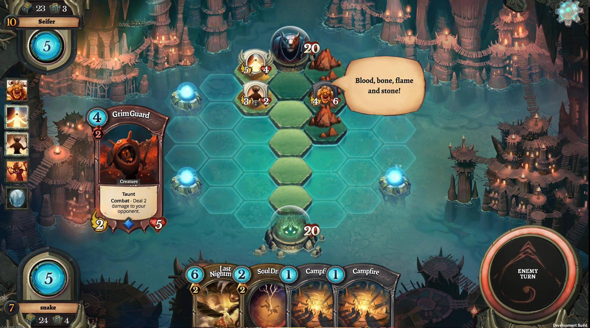 Article title about Faeria