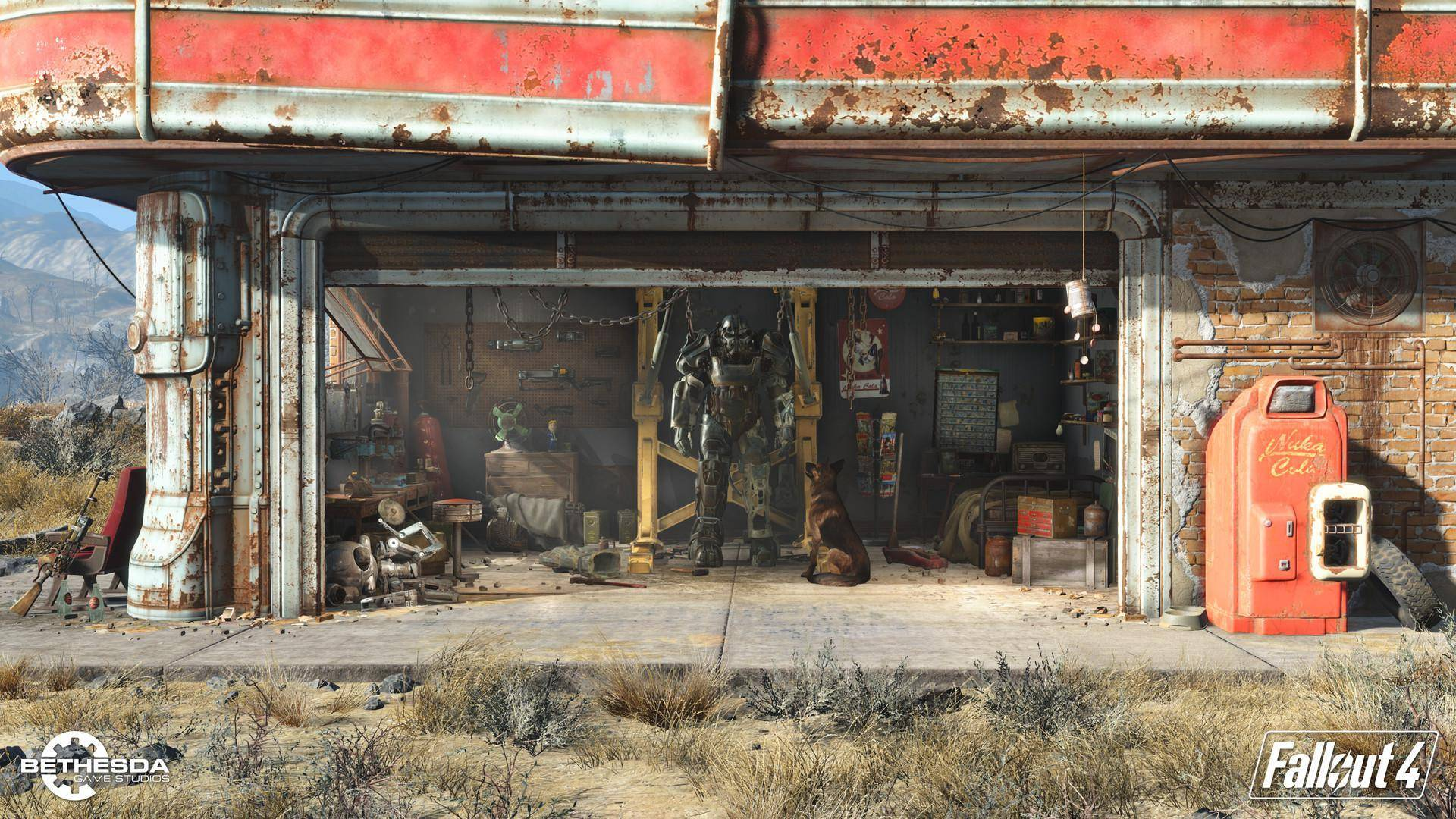 Article title about Fallout 4