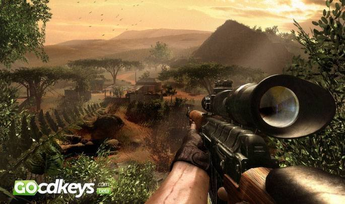 Article title about Far Cry 2