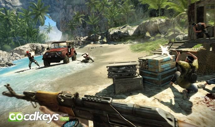 Article title about Far Cry 3