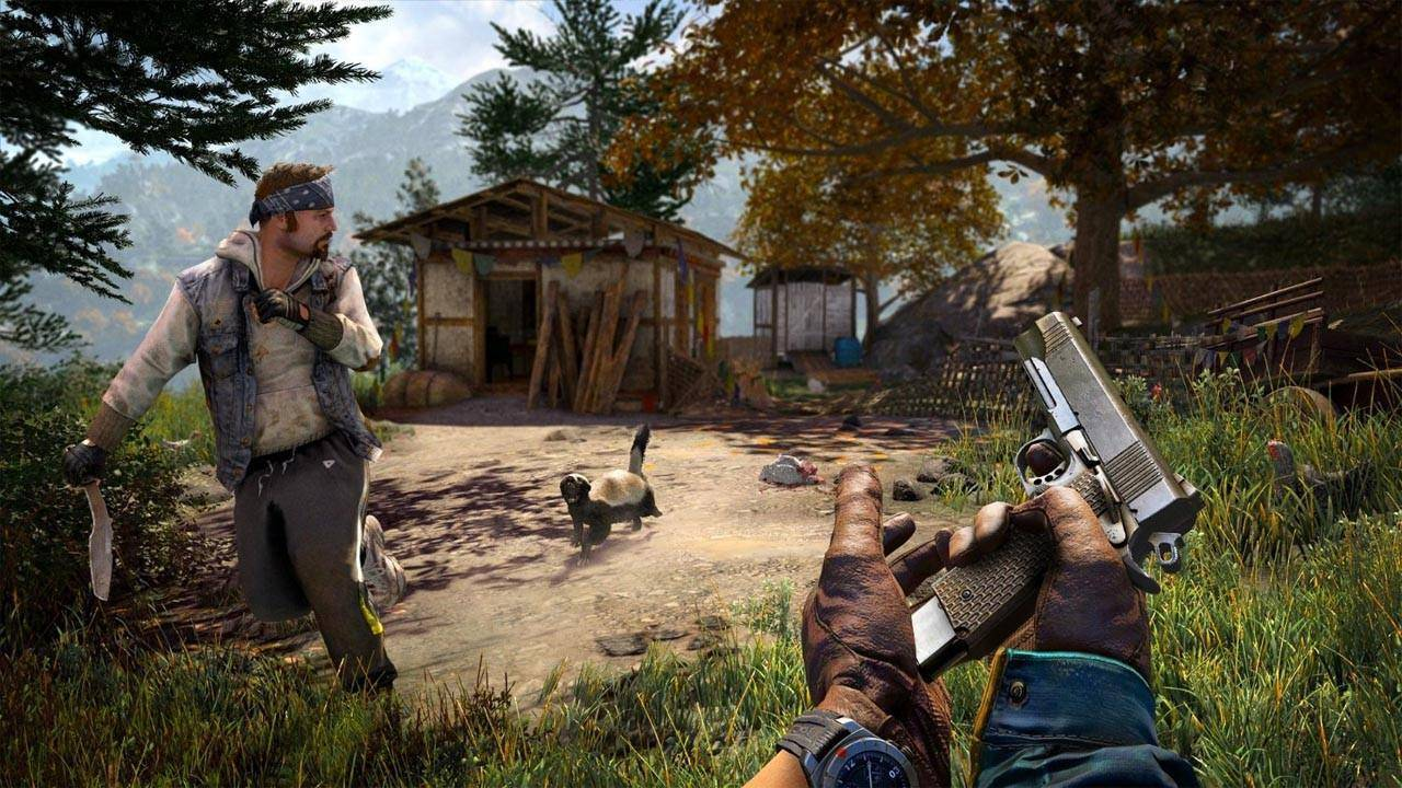 Buy Far Cry 4 Valley Of The Yetis Dlc Pc Cd Key For Uplay Compare Prices