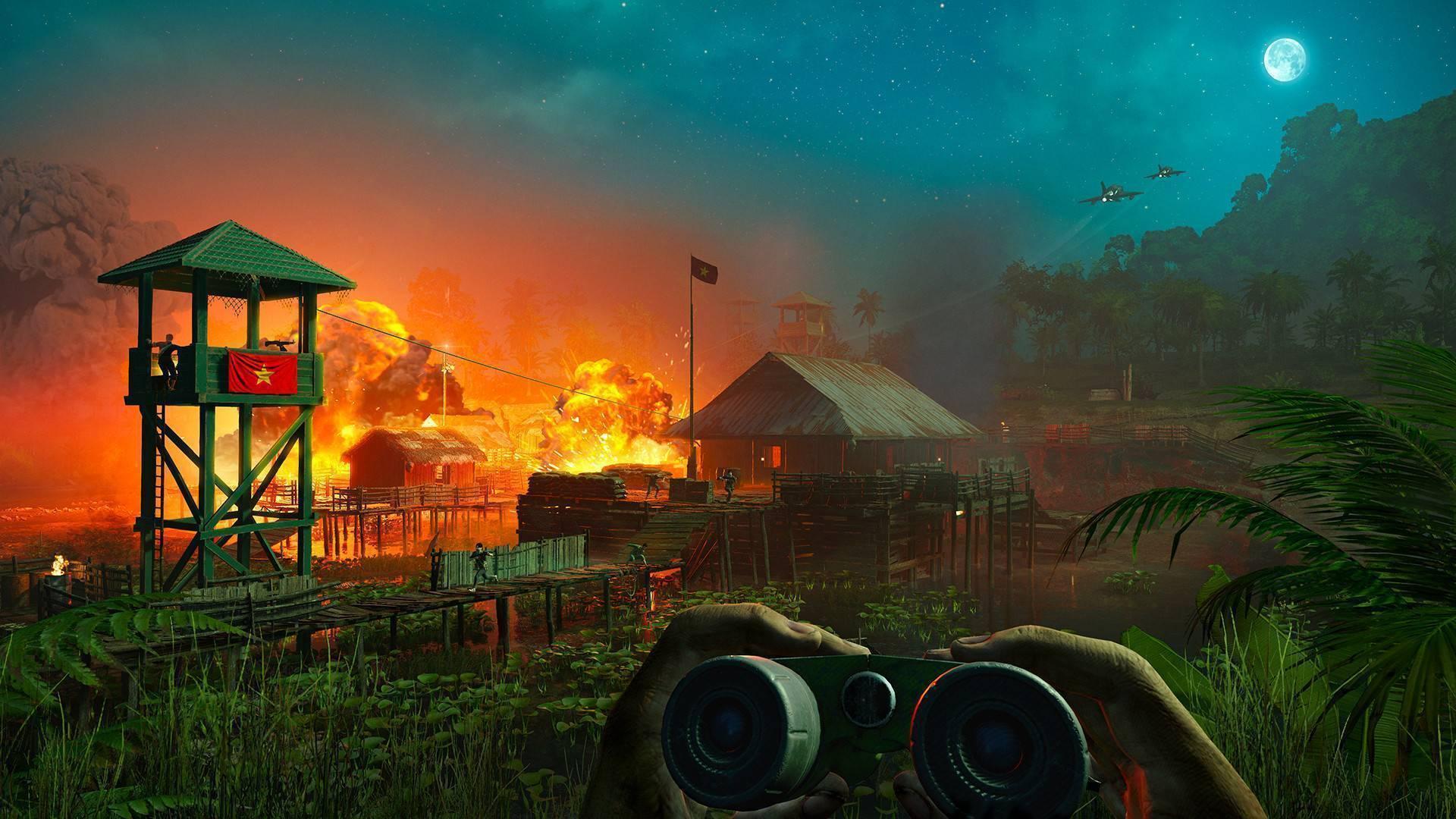 Far Cry 5 Schwarzbarsch