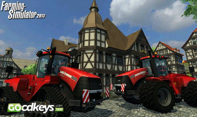 Watch Farming Simulator 2013 Titanium Edition cd key trailer