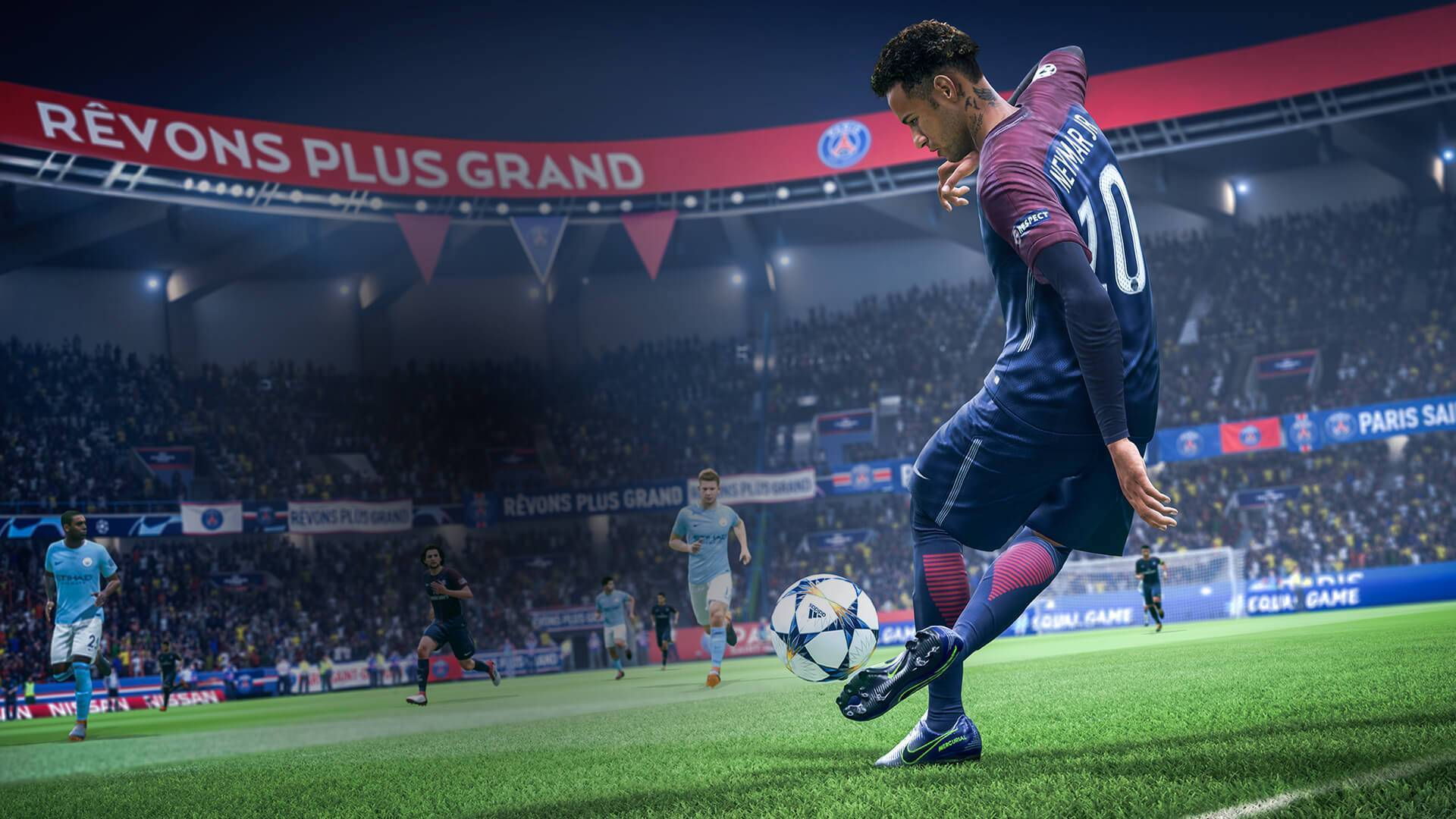 Article title about FIFA 19