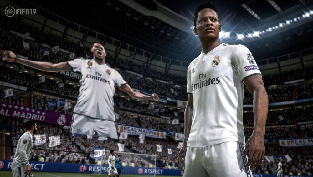 Article title about FIFA 20