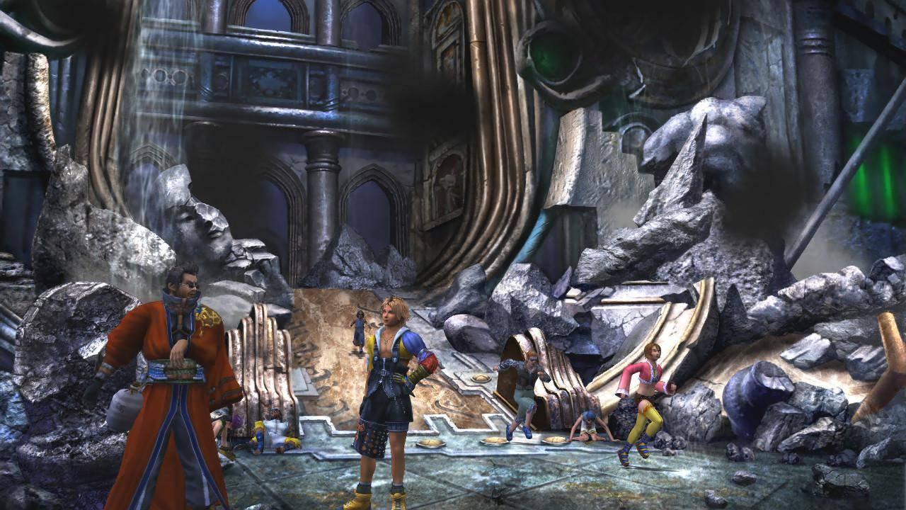 final fantasy x x2 hd remaster 100 guide