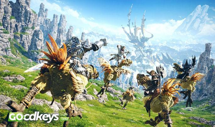 Ver el tráiler de Final Fantasy XIV: A Realm Reborn Digital Collectors Edition