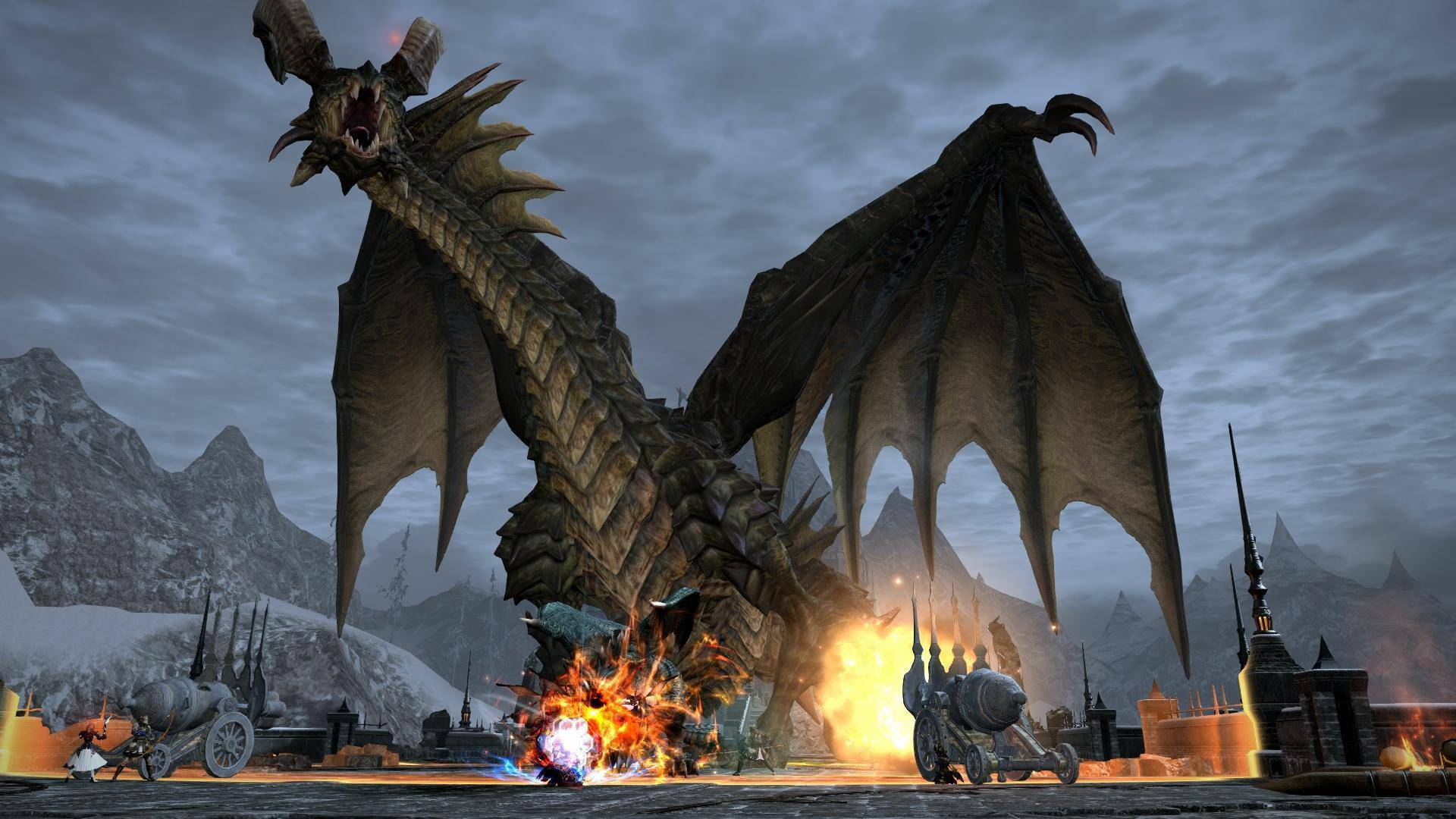 how to download final fantasy xiv pc