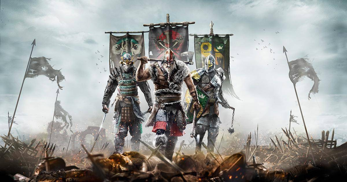 Article title about For Honor