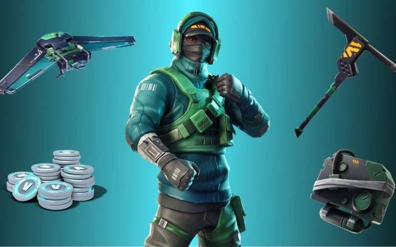 Fortnite Counterattack Set Epic Bundle