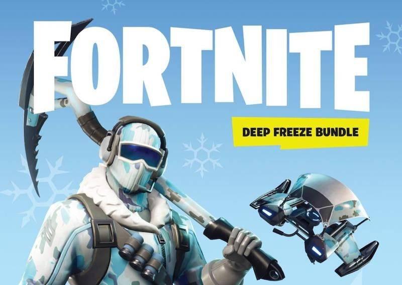 Buy Fortnite Deep Freeze Bundle Nintendo Switch Compare Prices
