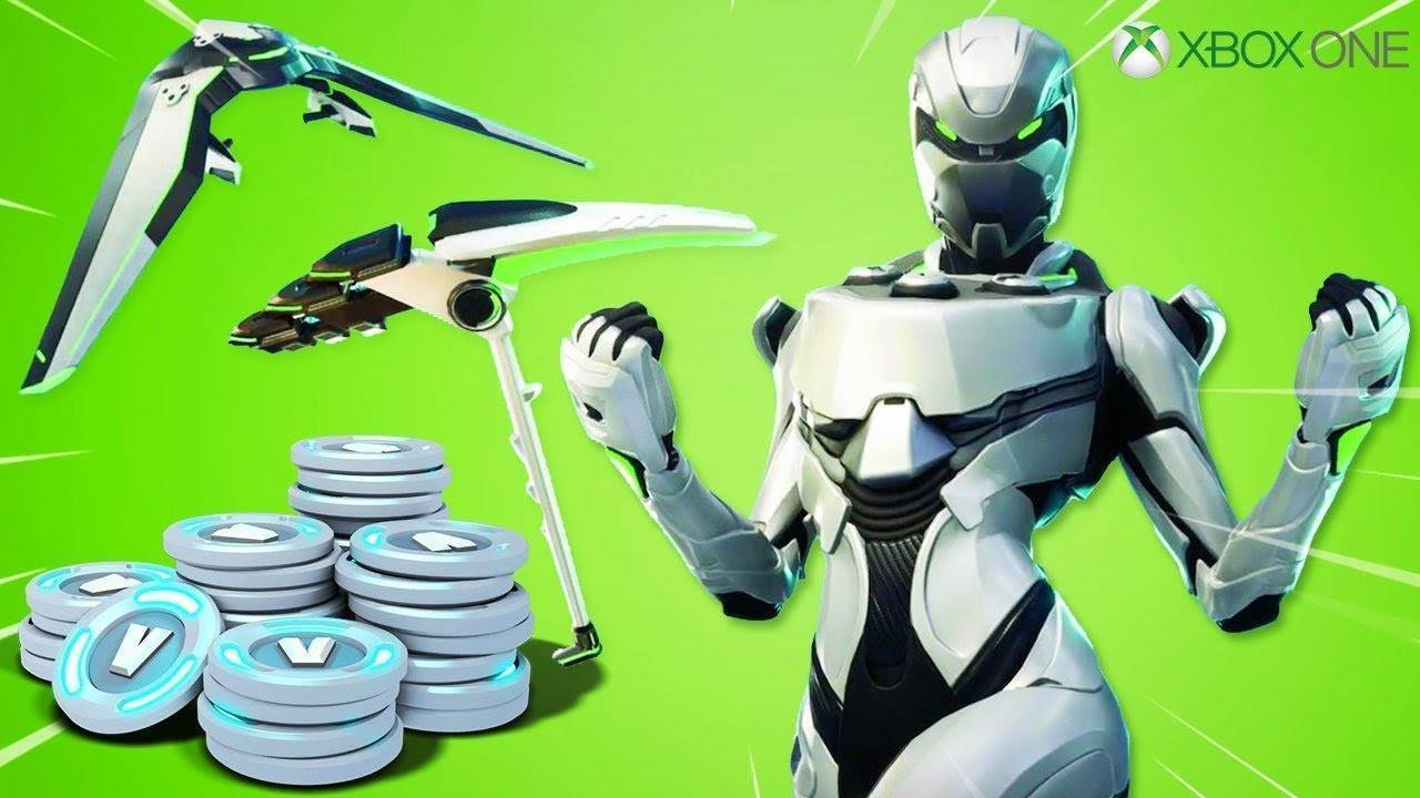 Fortnite Eon Cosmetic Set 2200 V Bucks Xbox One Kaufen