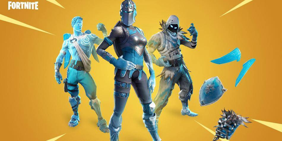 Buy Fortnite Frozen Legends Pack Xbox One - compare prices