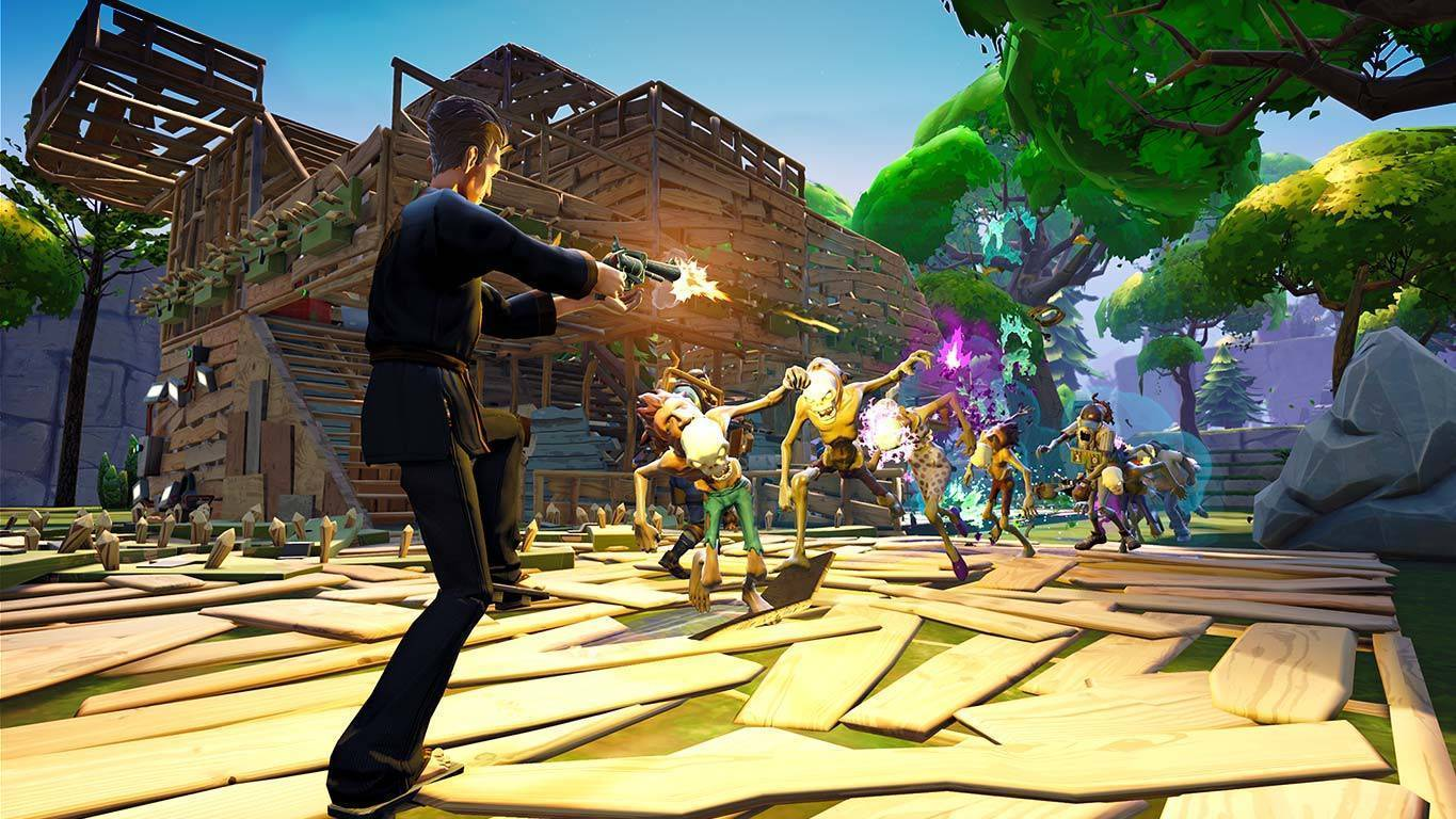 Article title about Fortnite