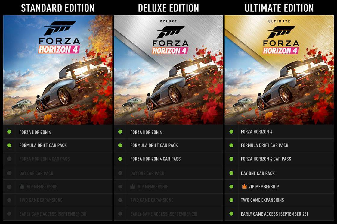 buy forza horizon 4 car pass pc cd key compare prices. Black Bedroom Furniture Sets. Home Design Ideas