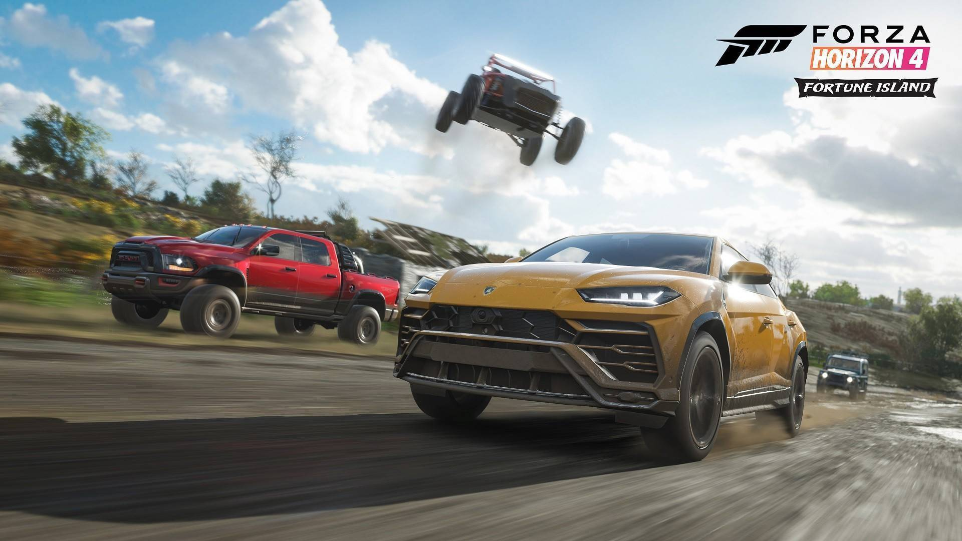 buy forza horizon 4 fortune island pc cd key compare prices. Black Bedroom Furniture Sets. Home Design Ideas