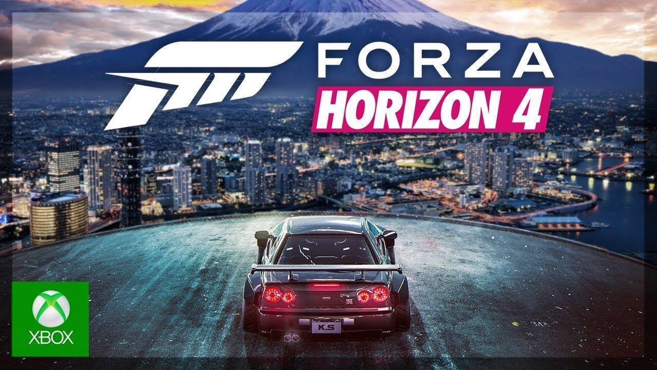 acheter forza horizon 4 xbox one comparer les prix. Black Bedroom Furniture Sets. Home Design Ideas