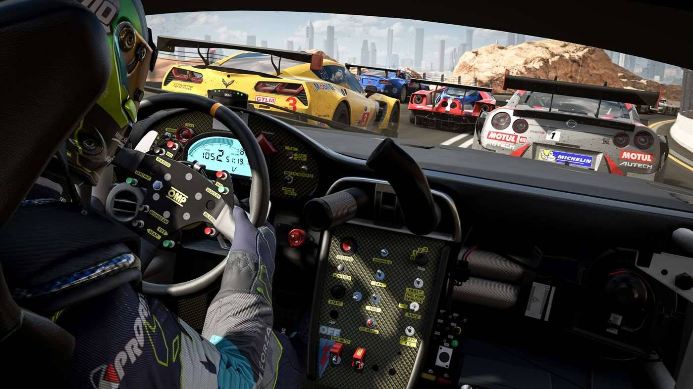 buy forza motorsport 7 car pass xbox one compare prices. Black Bedroom Furniture Sets. Home Design Ideas