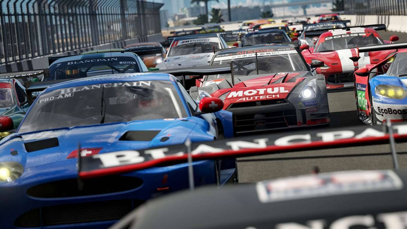 Article title about Forza Motorsport 7