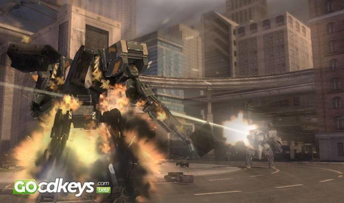 free  game front mission evolved trailer