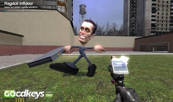 Garry s Mod PC Game - Free Download Full Version