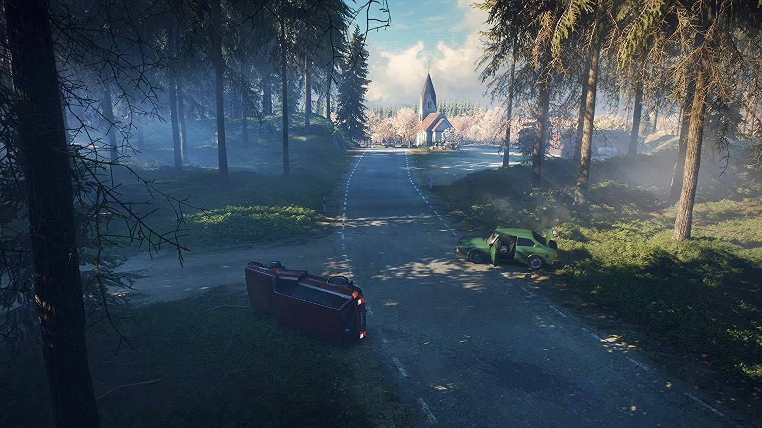 Article title about Generation Zero