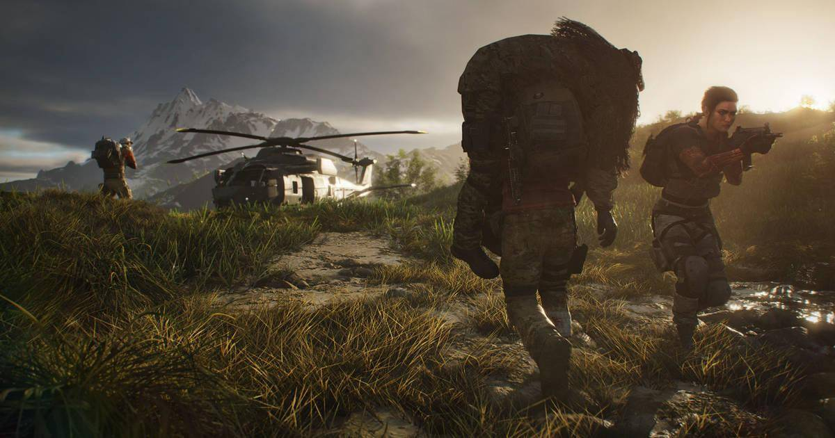 Article title about Ghost Recon Breakpoint