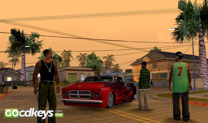 Grand theft auto san andreas | Grand Theft Auto San Andreas