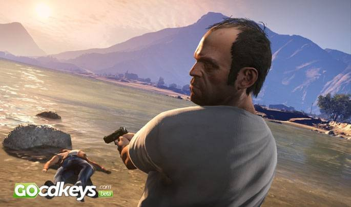 Regarder la bande-annonce de Grand Theft Auto V PS3 UK
