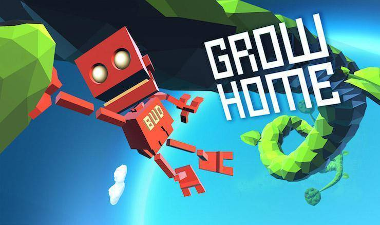 Article title about Grow Home
