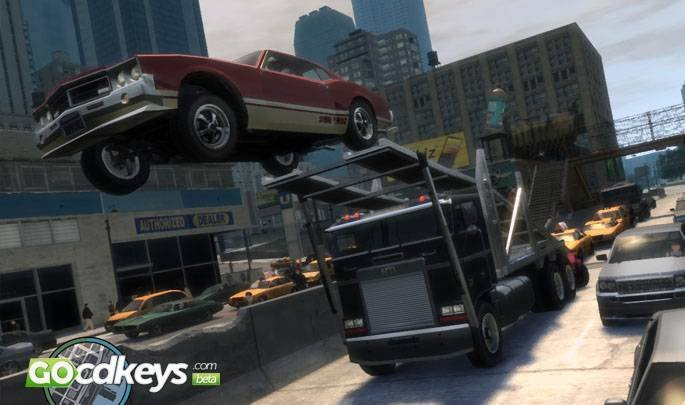 grand theft auto iv key free download