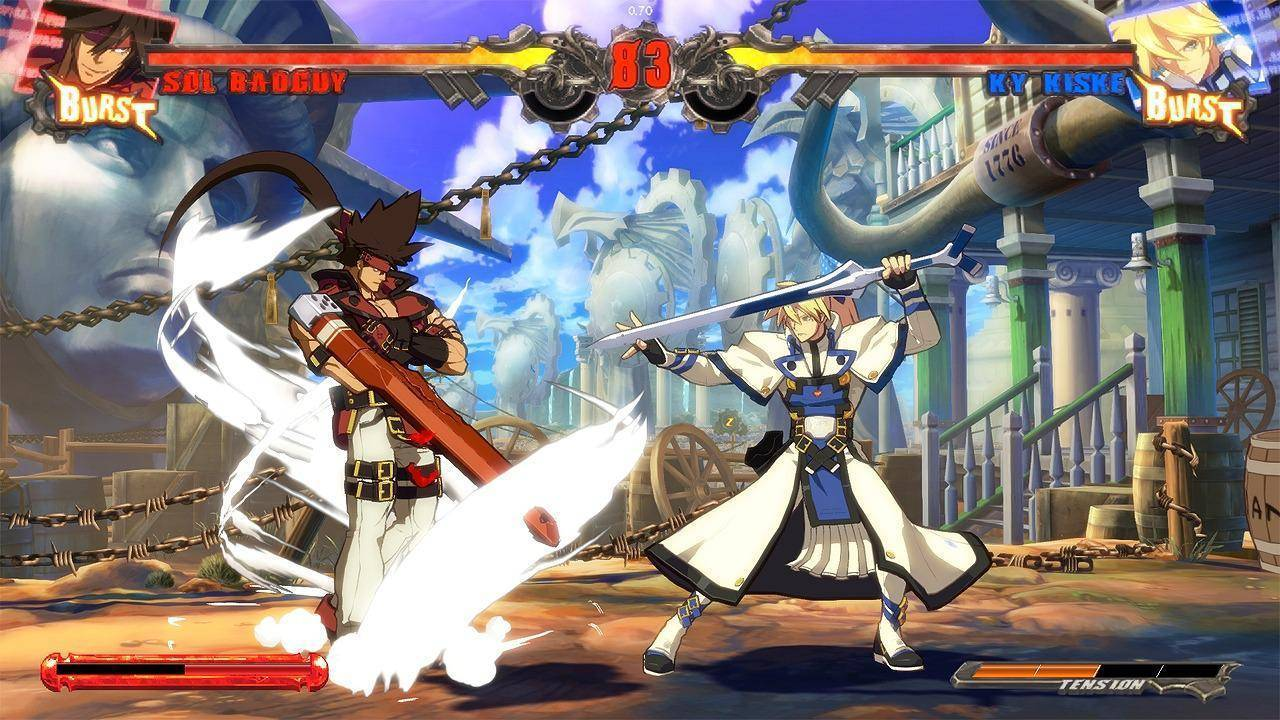 Ver el tráiler de Guilty Gear XRD Sign