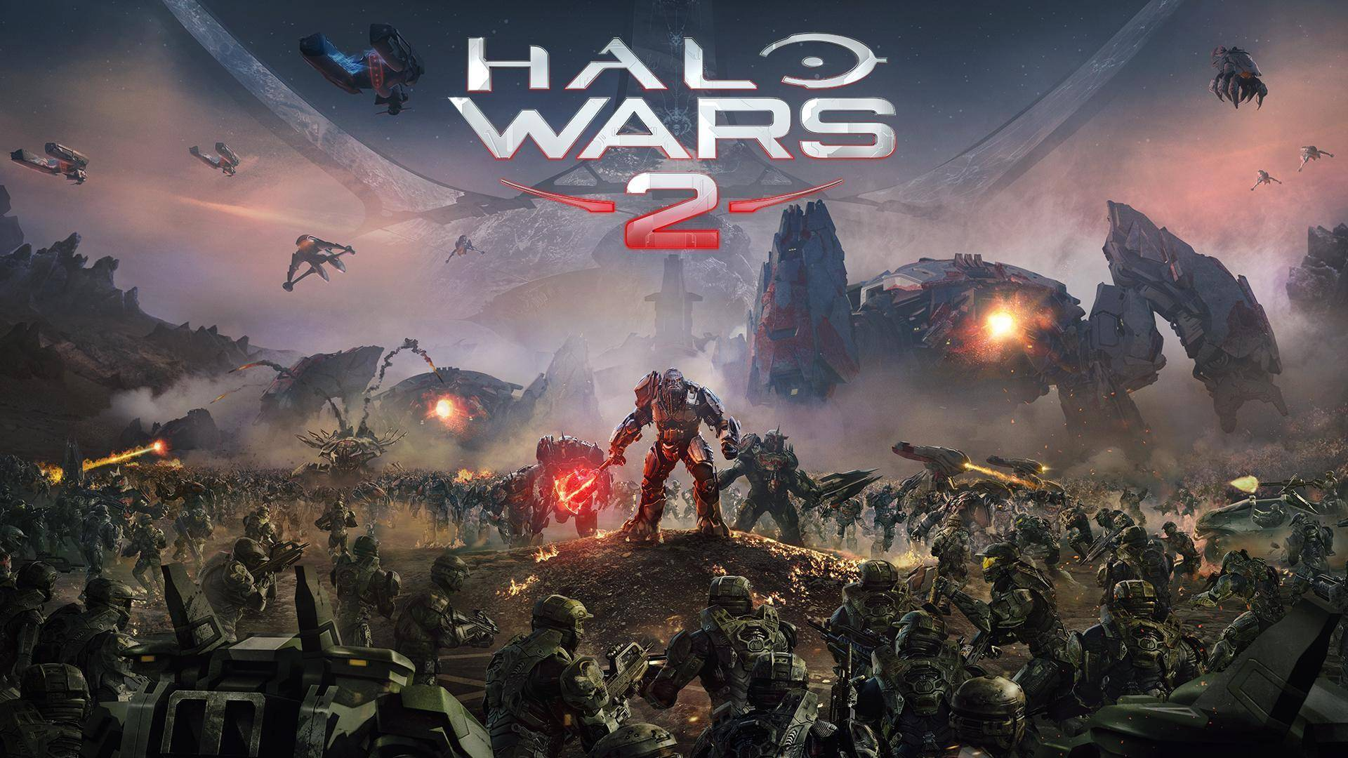 Article title about Halo Wars 2