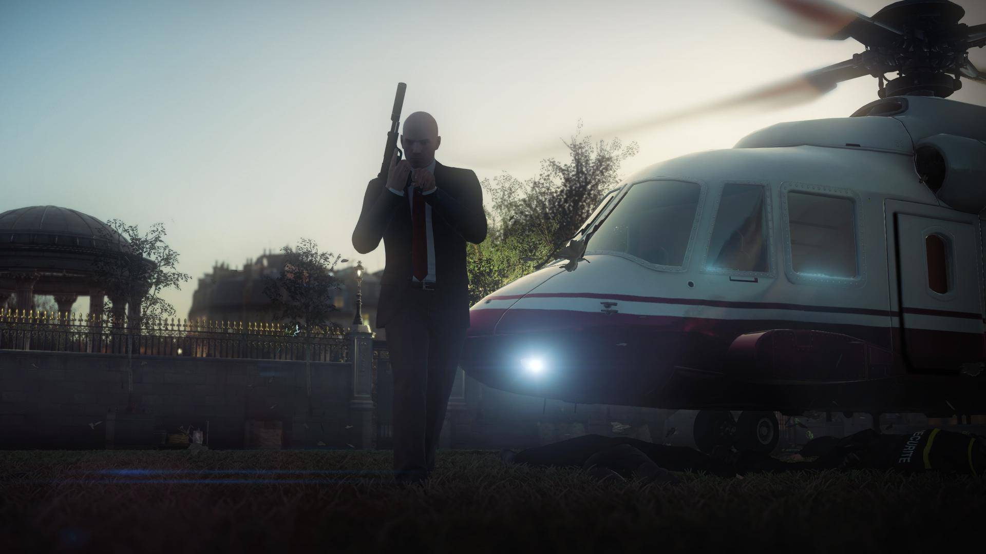 Article title about Hitman