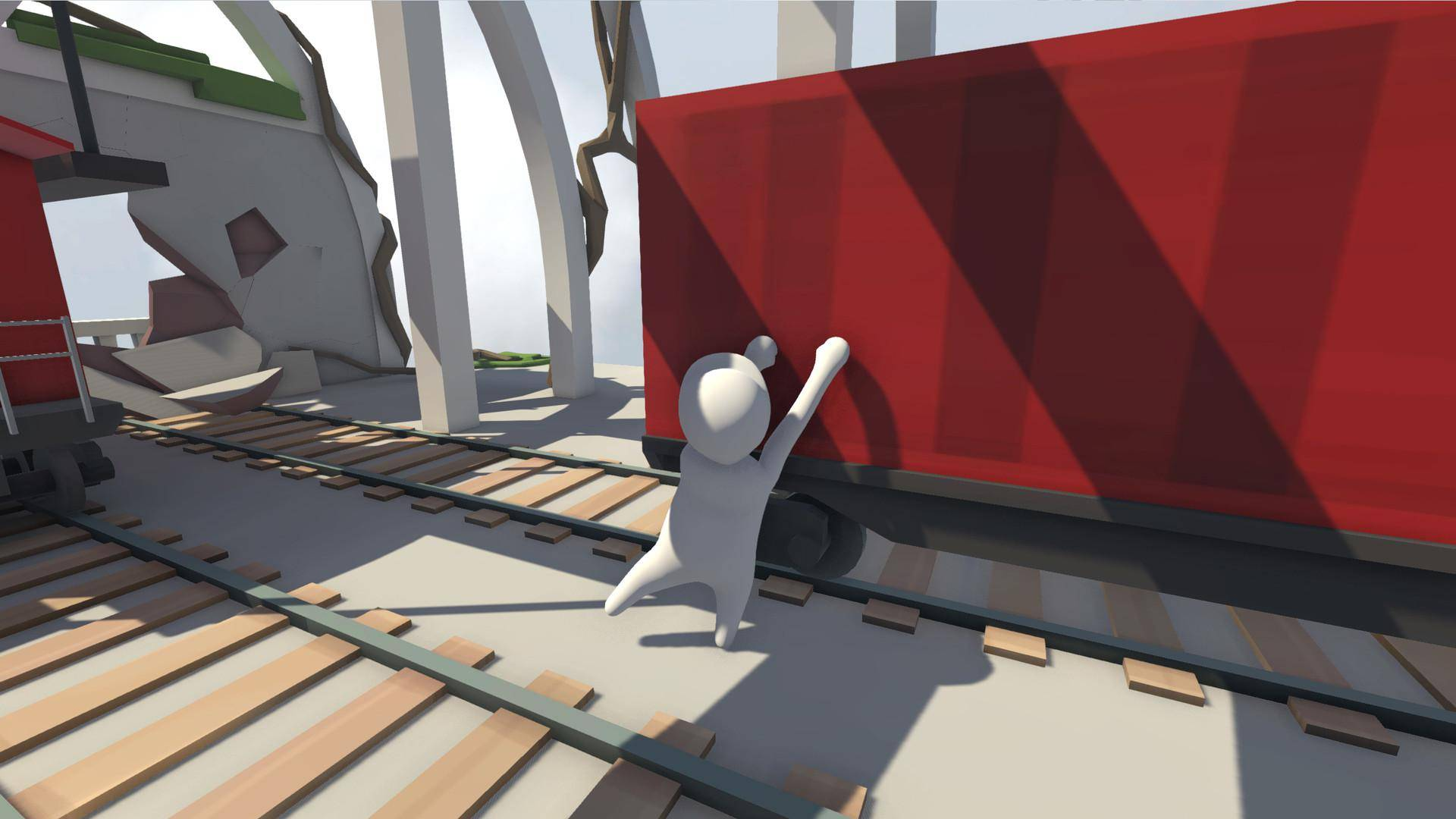 Article title about Human Fall Flat