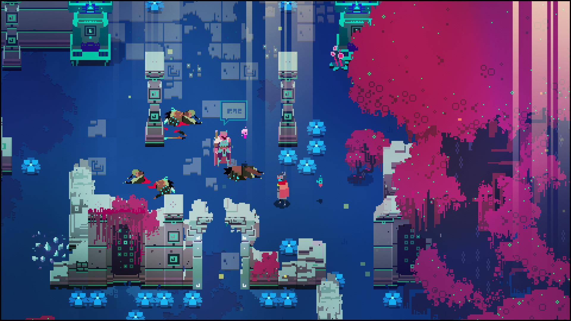 Article title about Hyper Light Drifter