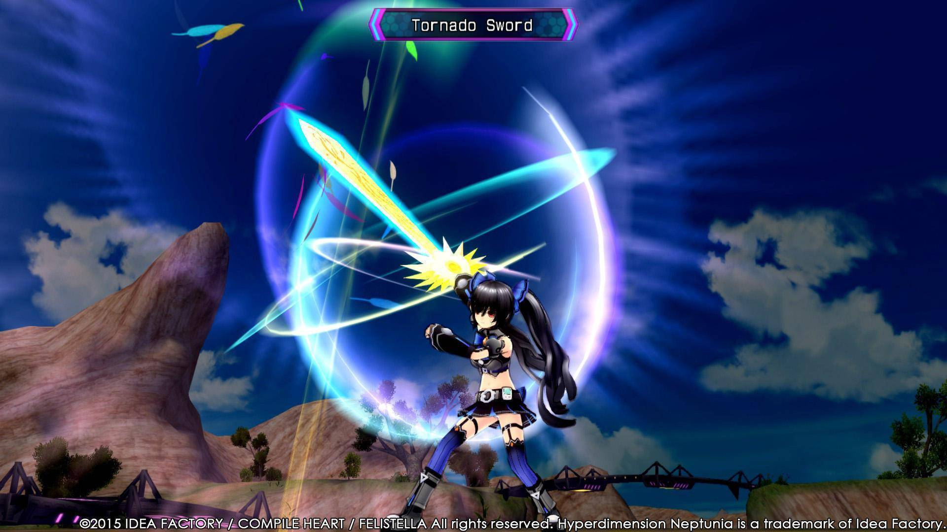 Trailer von Hyperdimension Neptunia Re Birth3 V Generation  anschauen
