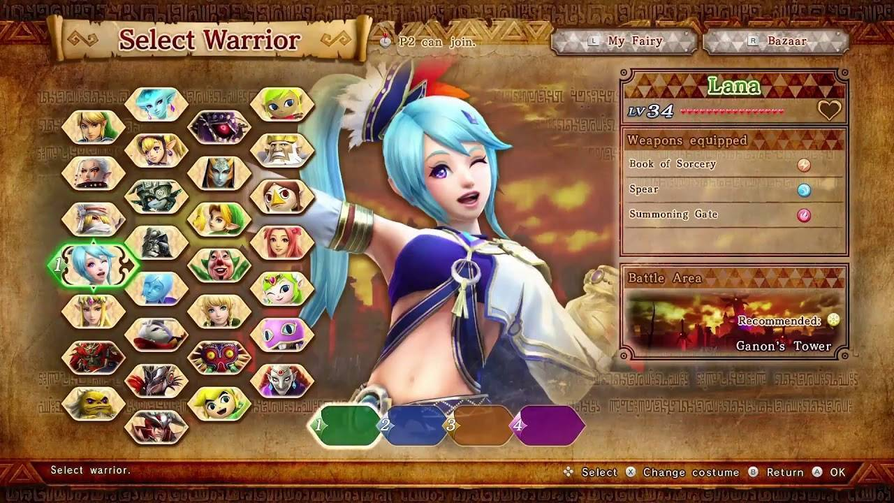 Buy Hyrule Warriors Definitive Edition Nintendo Switch Compare Prices