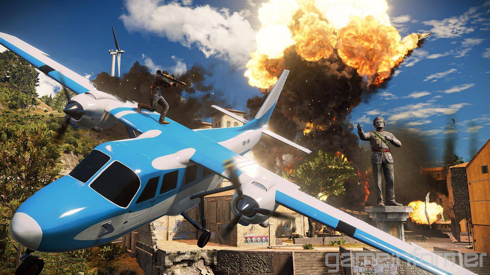 acheter just cause 3 xbox one comparer les prix. Black Bedroom Furniture Sets. Home Design Ideas